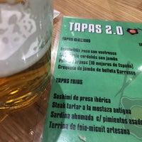 Photo taken at Tapas 2.0 by Cristina S. on 11/13/2017
