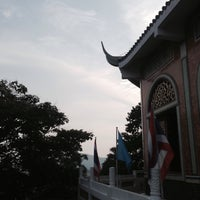 Photo taken at Wat Tham Kao Noi by •Poyyy P. on 11/8/2016