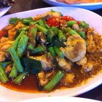 Photo taken at Sara Thai Kitchen by Scarlett on 11/28/2012