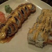 Photo taken at Sushi Thai by Brandon M. on 2/28/2013