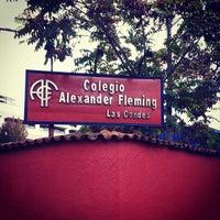 Foto tomada en Colegio Alexander Fleming por Harold E. el 5/3/2013