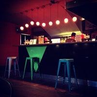 Photo taken at Mishka Bar by Anna T. on 5/25/2013