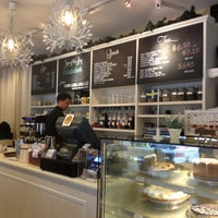 Photo taken at Fika Swedish Cafe & Bistro by Barney T. on 11/18/2012