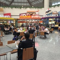 Photo taken at Terminal C Food Court by Monica M. on 6/16/2013