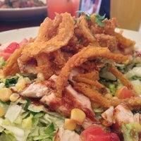 Photo taken at BJ's Restaurant and Brewhouse by Ana M. on 2/13/2013