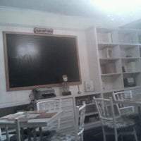 Photo taken at Nanny's Pavillon - Library by Anno M. on 3/8/2013