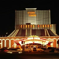 Photo taken at Circus Circus Hotel & Casino by Lanz A. on 9/28/2012