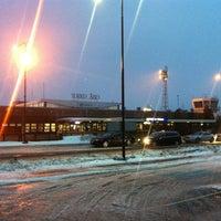 Photo taken at Turku Airport (TKU) by f0s on 12/30/2012