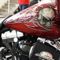 Photo taken at Gera Performance Moto Taller by Miguel C. on 8/24/2014