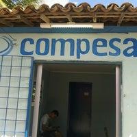 Photo taken at Compesa (Escritório Ferreiros) by Adilson Junior P. on 6/7/2013