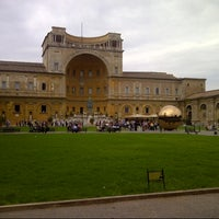 Photo taken at Vatican Museums by Mike S. on 5/10/2013