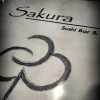 Sakura Sushi Bar & Grill