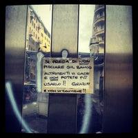 Foto scattata a Piazza dell'Alberone da Claudia il 11/3/2012