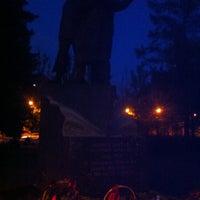 Photo taken at Памятник Подвигу моряков полярных конвоев by Aleks 7. on 9/11/2014