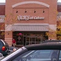 Photo taken at Nick's of Calvert by Jennifer C. on 10/3/2012