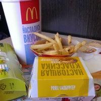 Снимок сделан в McDonald's пользователем Igor T. 3/23/2013