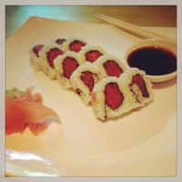 Photo taken at GENKI Noodles and Sushi - Buckhead by Melissa B. on 4/23/2013