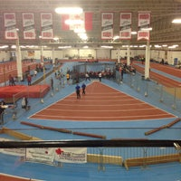 Photo taken at Toronto Track & Field Center by Perry E. on 1/24/2015