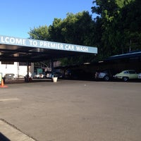 Photo taken at Premier Car Wash by Chad M. on 8/9/2014