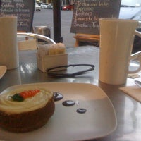 Photo taken at Café Artesanos del Dulce by Guillermo F. on 3/15/2013