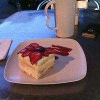 Photo taken at Café Artesanos del Dulce by Guillermo F. on 4/11/2013