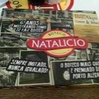 Foto tirada no(a) Boteco Natalício por Adriele A. em 10/25/2012