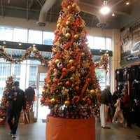 Photo taken at Giants Dugout Store by Eve G. on 12/14/2012
