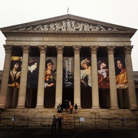 Photo taken at Museum of Fine Arts by Юлия on 1/7/2014