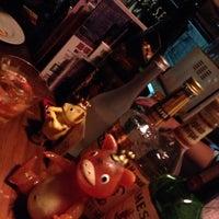 Photo taken at Bar Asyl by Yosuke Y. on 11/15/2013