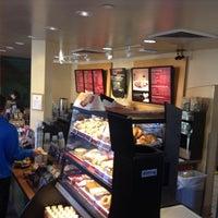 Photo taken at Starbucks by Dave H. on 12/28/2012