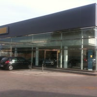 Photo taken at Opel Marcos Motor Murcia by Tomas L. on 9/24/2012
