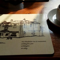 Photo taken at The Wharfedale Inn and Restaurant by Nicole F. on 4/9/2015