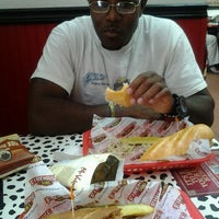 Photo taken at Firehouse Subs by Ms. Irion W. on 10/26/2012