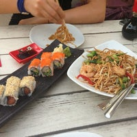 Photo taken at SushiCo by Seher T. on 9/25/2013
