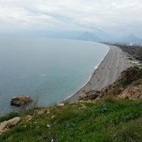 3/9/2013 tarihinde Enes K.ziyaretçi tarafından Konyaaltı Plajı'de çekilen fotoğraf