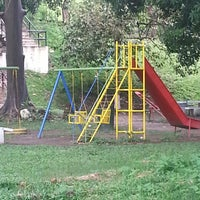 Photo taken at Adoc Playground by Lya A. on 6/18/2013