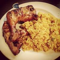 Photo taken at Nando's Flame-Grilled Chicken by Ellard C. on 6/6/2013
