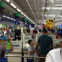 Photo taken at Walmart by Joao Carlos L. on 3/29/2013