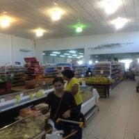 Photo taken at Supermercado São Judas Tadeu by Joao Carlos L. on 8/14/2013