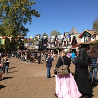 Photo taken at Michigan Renaissance Festival by Leana D. on 9/30/2012