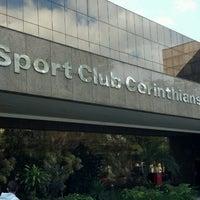 Photo taken at Sport Club Corinthians Paulista by Paulo M. on 7/27/2013