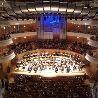 Photo taken at Renée and Henry Segerstrom Concert Hall by Lain on 9/28/2012