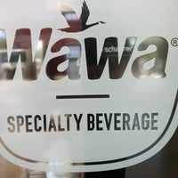 Photo taken at Wawa by Tall G. on 10/3/2013