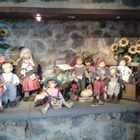 Photo taken at Museum Of Puppets And Teddies by Николай Н. on 11/24/2013