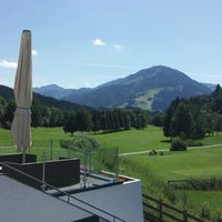 Photo taken at 19th Hole GC Schwarzsee by Ivo G. on 7/3/2014