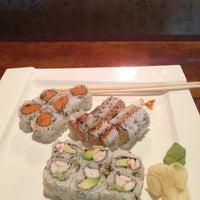 Photo taken at Sake Cafe by Bobby A. on 1/18/2013