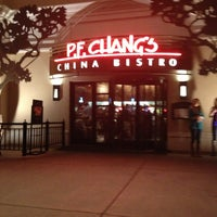 Photo taken at P.F. Chang's by Megan H. on 1/12/2013