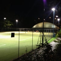 Photo taken at Bournemouth Gardens Tennis Centre by 👸 Teresa Tregonwell T. on 11/1/2012