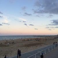Снимок сделан в La Mar Blava пользователем Max T. 8/24/2014