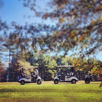 Photo taken at Chapel Hills Golf Club by Chris S. on 11/9/2013